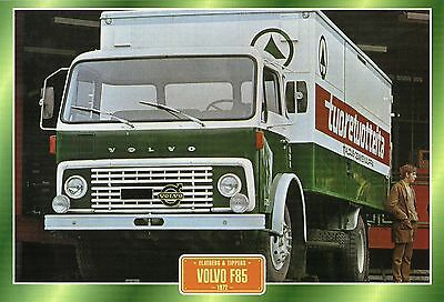 Volvo  F85                                 Glossy   Picture (T321)