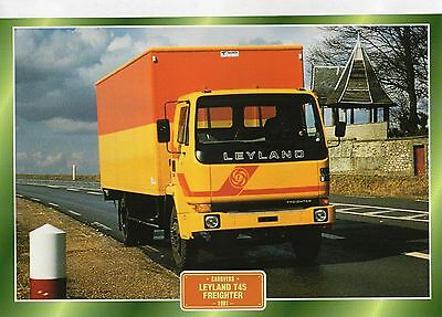 Leyland T45 Freightline             Glossy   Picture (T327)