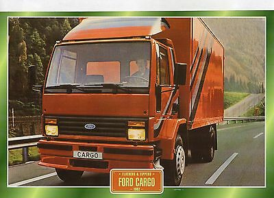 Ford Cargo                     Glossy   Picture (T331)