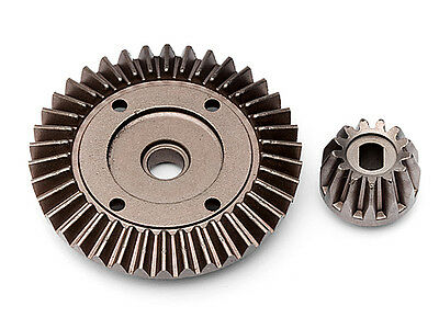 Hpi Racing Nitro Rs4 Mt 2 86324 Bevel Gear Set 38/13T (Sintered Metal)