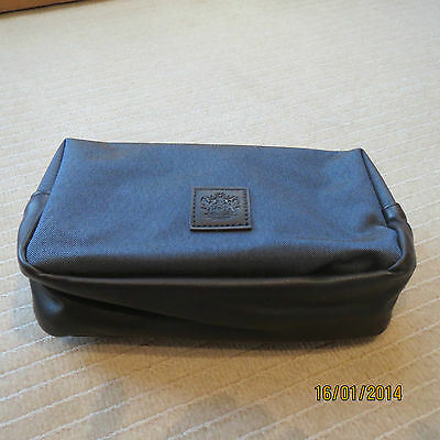 British Airways Ba First Class Mens Wash Bag/aromatherapy Products  *brand New*