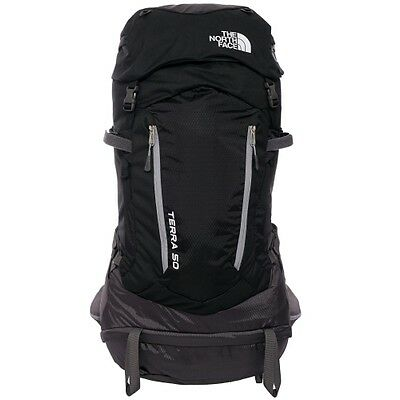 The North Face Terra 50 tnf black/asphalt grey Tourenrucksack versch. Größen
