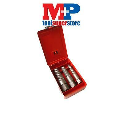 Dormer SETE M101 Carbon Steel Screw Extractor Set E