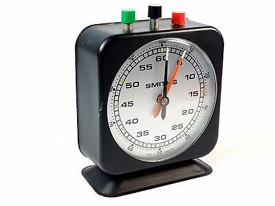 SMITHS Mechanical Stop / Start Darkroom Timer - Top Quality German Accessory!