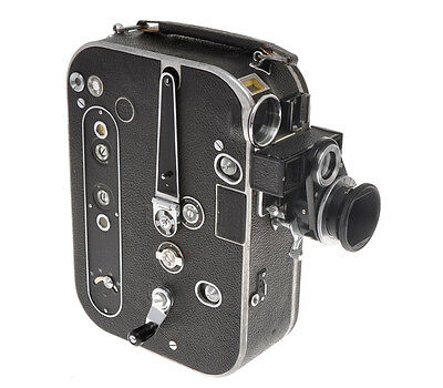 Zeiss Ikon spring movie camera Movikon 16 with 25mm F:1.4 Sonnar, exc+++