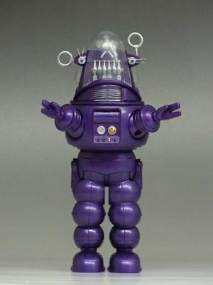 SDCC 2013 Robby The Robot Die-Cast Figure Previews Exclusive Purple Limited 200