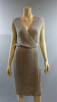 Homeland Jessica Brody Morena Baccarin Production Worn Anne Klein Dress Necklace