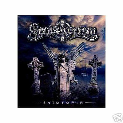 Graveworm - (N)Utopia - ltd.Picture LP Vinyl