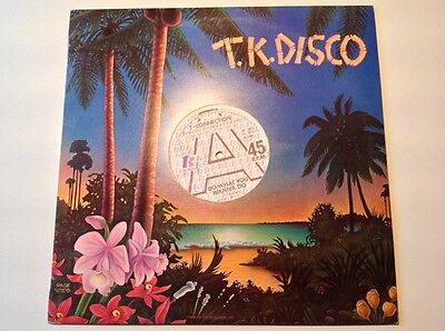 """T Connection Do What You Wanna Do 45 Rpm 12"""" Single Soul Disco Jazz Funk"""