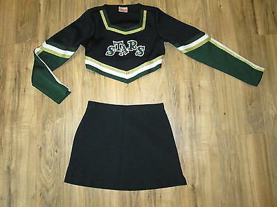 Boutique STARS Cheerleader Uniform Outfit Costume Competition Style 34/26