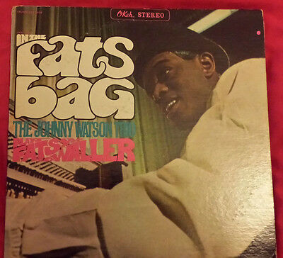The Johnny Watson Trio – In The Fats Bag OKEh (stereo version)