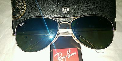 Ray Ban Unisex sunglasses NEW # RB 3362 Gold Metal Frame  New NEW !!!