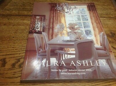 Laura Ashley Catalogue Autumn/Winter 2006