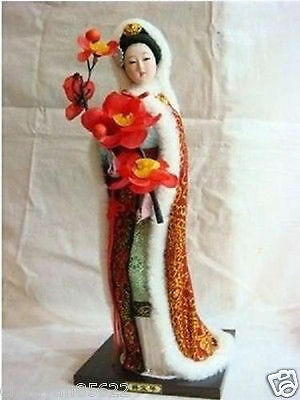 Oriental Broider Doll,China Old style figurine China doll girl