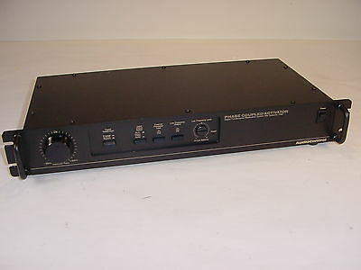 Vintage Audio Control AudioControl Phase Coupled Activator Crossover Blk Face 5