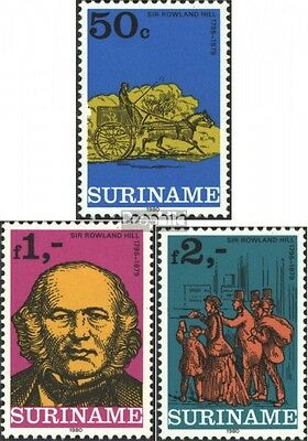 Suriname 901-903 (complete issue) unmounted mint / never hinged 1980 London