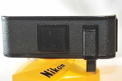 Nikon MF-6 back for F3 cameras w/ MD-4 Motor Drive leaded out