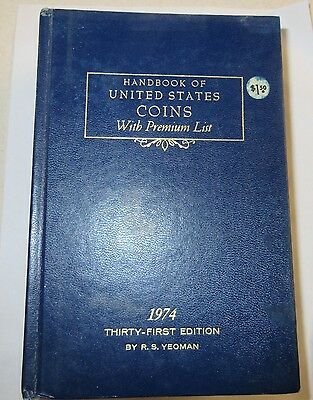 1974 Thirty-First Edition Yeoman Blue Book