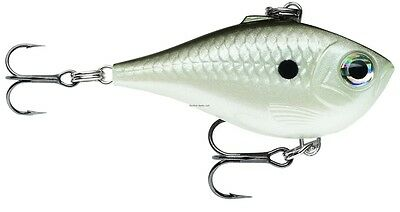 NEW Rapala Ultra Light Rippin Rap 3/16oz Pearl Gray Shiner ULRPR04PGS