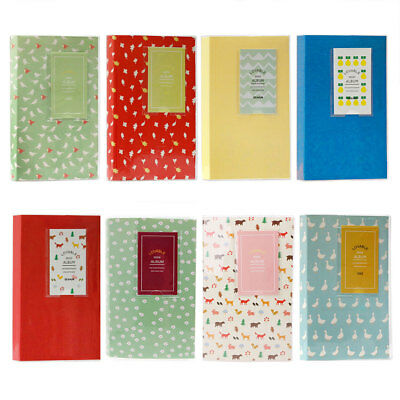 Cute 84 Pockets Album Storage For Polaroid Mini Film Size Photo FujiFilm Instax