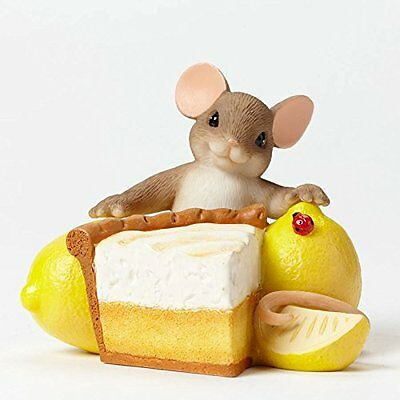 Charming Tails Collectible 2014 Figurine Lemon Tell You How Sweet You Are NIB