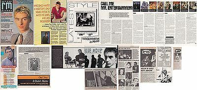 STYLE COUNCIL : CUTTINGS COLLECTION -Paul Weller