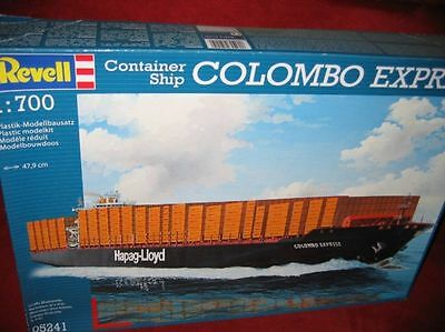 REVELL® 05241 1:700 Container Ship COLOMBO EXPRESS NEU OVP