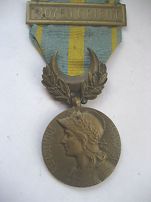 French Foreign Legion/french Forces.medal For The Suez Crisis 1956
