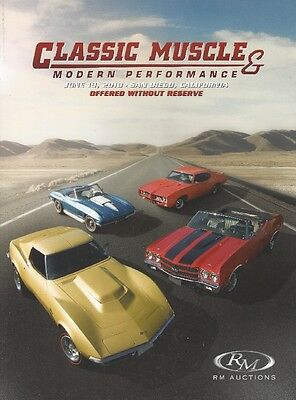 RM magazine-OLD CARS-Automobiles-Classic Muscle Cars-June 2010-164+ pages