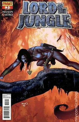 Lord of the Jungle (2011 Dynamite) #3B VF