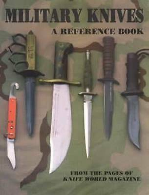 Military Knives Book Hunting Fighting USMC WWI WWII WW2