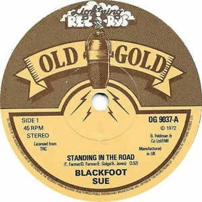 Standing In The Road / Summer (From The Season's Suite) 7 : Blackfoot Sue