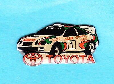 Emaillierter TOYOTA 1 RALLY - Pin  Race  Variante 2