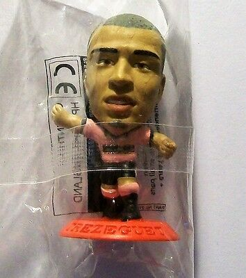 Microstars JUVENTUS (AWAY) TREZEGUET Japan S4 RED BASE MC1773