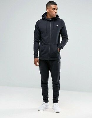 Nike Mens 'modern' Tracksuit - Black - Medium -  ***less Than Half Price***