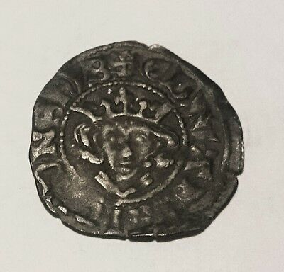 Hammered Coin metal detecting find