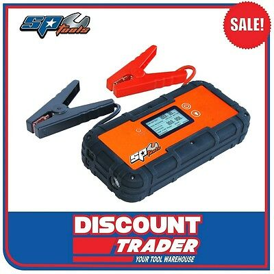 SP Tools Next Generation Ultra-Capacitor Jump Starter - SP61074