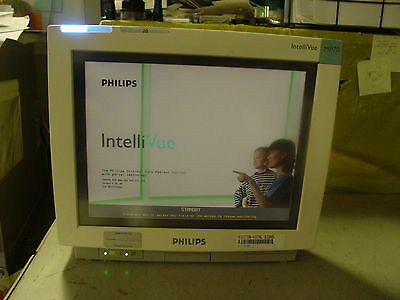 Philips IntelliVue MP70 M8007A Patient Monitor                92876-565