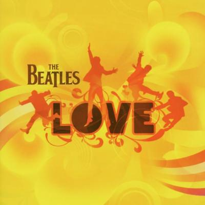The Beatles - Love CD Apple NEW