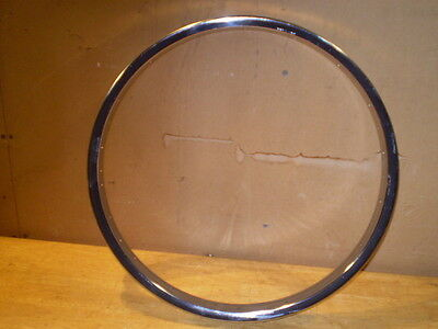 "Reproduction Schwinn 20"" Cycletruck Bicycle Wheel Knurled Rim"