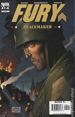 Fury Peacemaker (2006) #5 VF