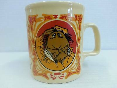 Rare Muppet Show Beau 1979 Kiln Craft Mug Coffee Cup Made In England