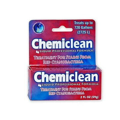 Boyd Chemi Clean 2 Oz Red Slime Remover Removes Algae Cyano Stain. Free Ship Usa