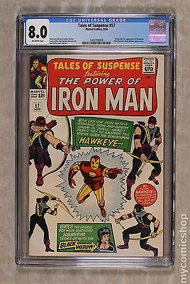 Tales of Suspense (1959) #57 CGC 8.0 1465728008