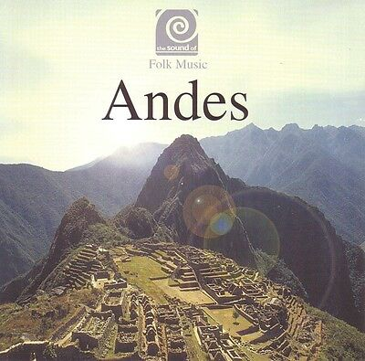 Various - Sound Of Folk Music-Andes CD ZYX Music NEU