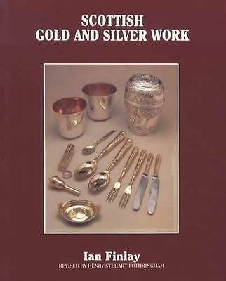 Scottish Gold & Silver Work Collector Reference Celtic to 19th Century
