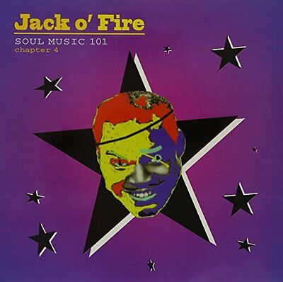 """Jack O  Fire - Soul Music 101 Chapter 4 (10"""") Vinyl Maxi Sympathy For The R NEU"""