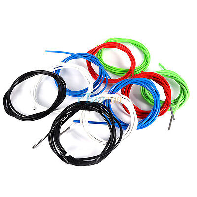 2m Road MTB Bike Bicycle 4/5mm Housing Cable Brake Shift Derailleur Wires Pro DY