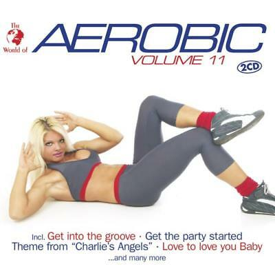 Various - Aerobic Vol.11 CD (2) Music and Melodie NEU