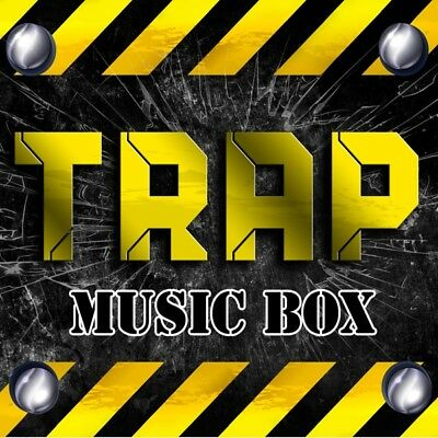 Trap Music Box / Various - CD (3) NEU